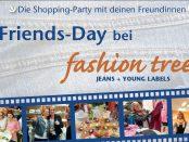 Einladungsflyer zum Friendsday