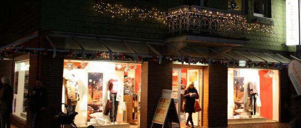 Unser Shop im Advent
