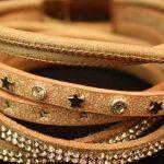 Armband mit Sternchen