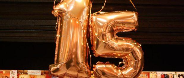 Goldene 15