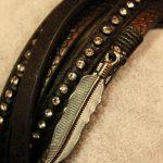 Armband mit Feder